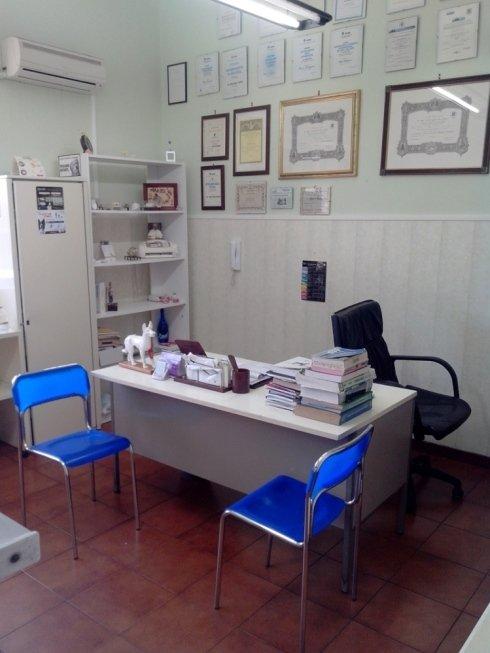 Ufficio studio veterinario