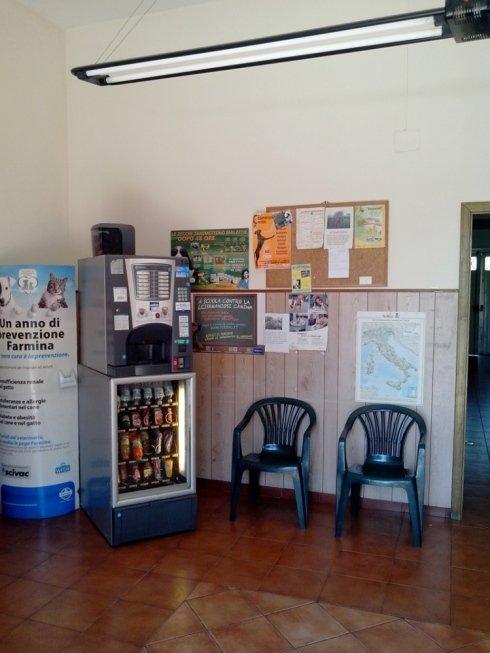 Locali studio veterinario