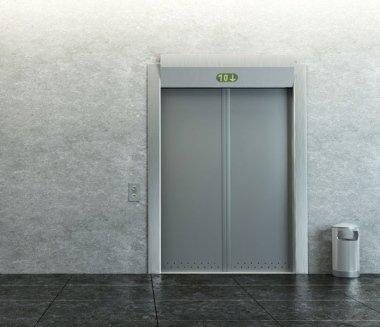 ascensori per centri commerciali