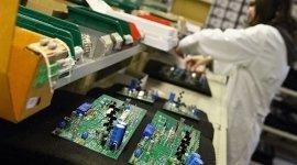 controllo visivo schede elettroniche