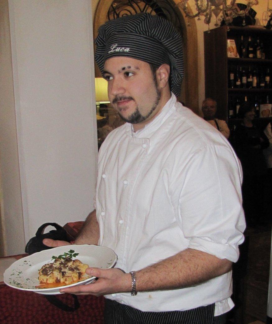 Il cuoco di Tenuta Civrana