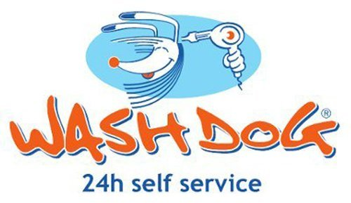 Wash Dog - Logo