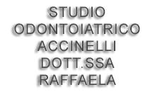 ACCINELLI DOTT.SSA RAFFAELA