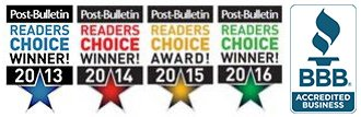 Readers Choice logos