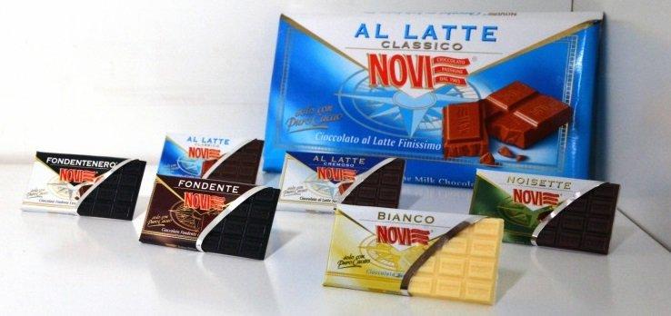 miniature cioccolato NOVI