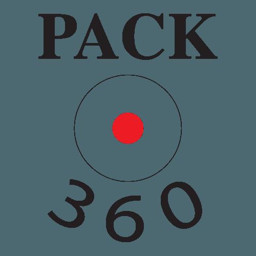 Pack360 Di Giancarlo Santoro - Logo