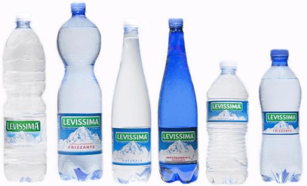 acqua levissima