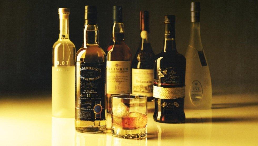 bottiglie da esposizione