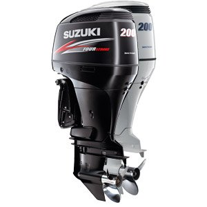 motore a marchio SUZUKI DF 200