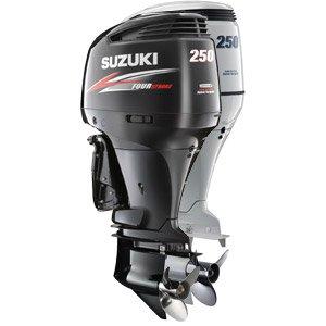 motore a marchio SUZUKI DF 250