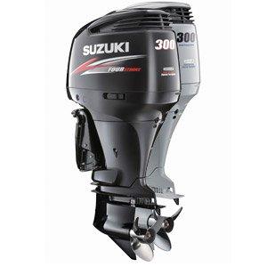 motore a marchio SUZUKI DF 300AP