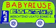 BABY RIUSE MERCATINO USATO BAMBINI - LOGO