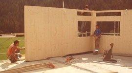 progetti in legno, interni in legno, artigiani