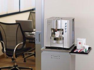 caffè in ufficio