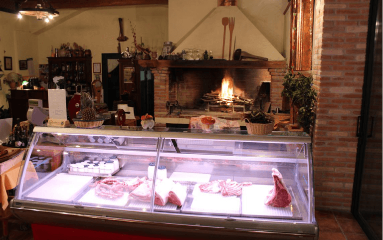 macelleria, carne fresca,  Agriturismo le Fontanelle, Contigliano, Valle Santa, Rieti