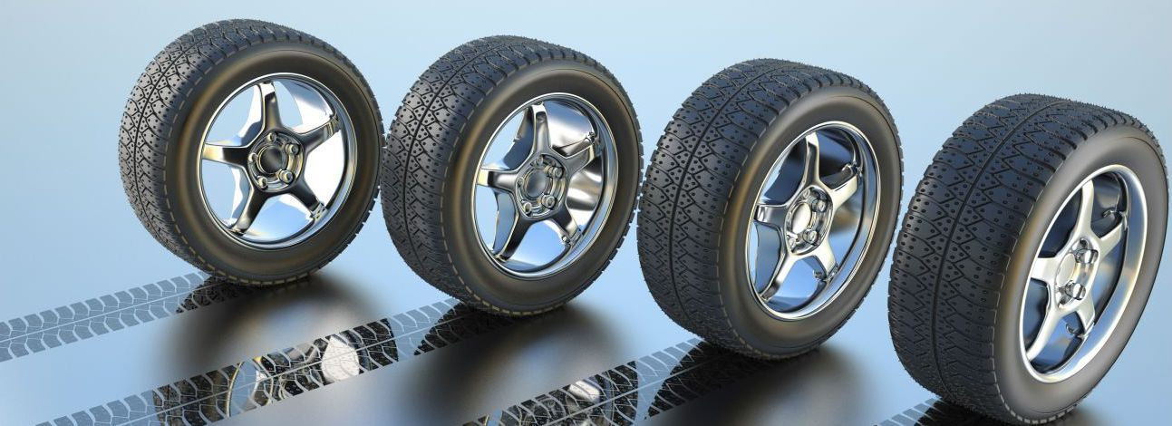 new tyres from your local tyre shop
