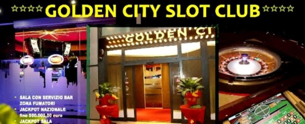 Golden City Slot Club