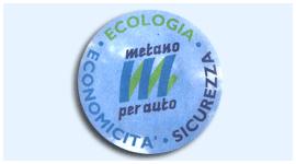 automobili a metano
