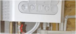 installazione di caldaie