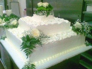 torta di matrimonio classica