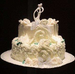 torta per negozio