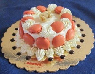 torta macarones