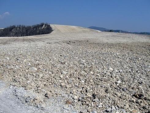 terreno pietroso