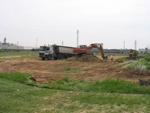 macchinari per controllo del terreno