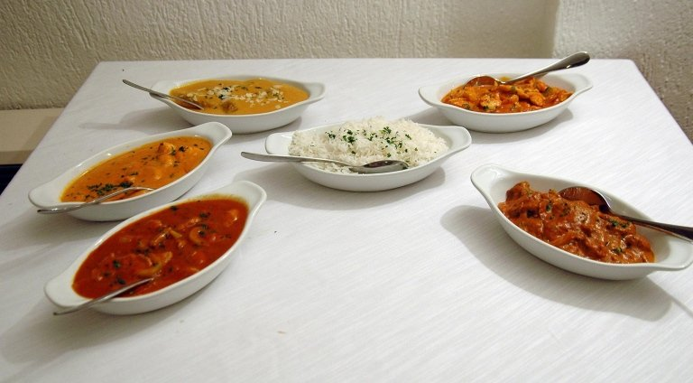 ristorante indiano Rovereto