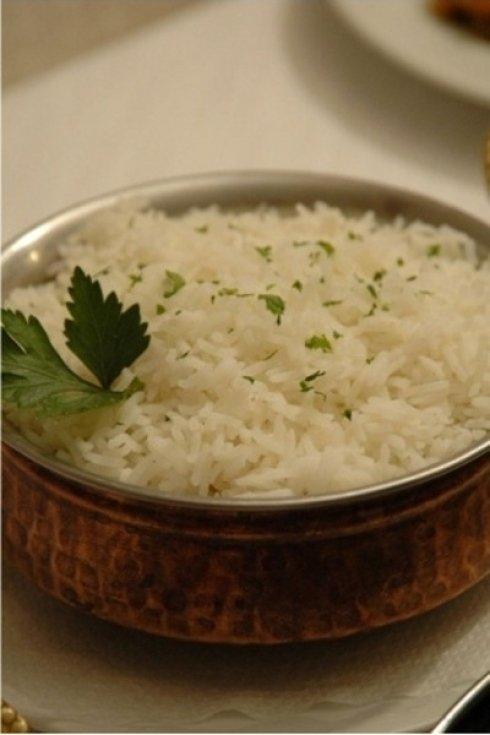 il riso rappresenta un ingrediente base della cucina indiana