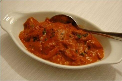 il menu offre ampia scelta di piatti tipici indiani