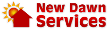 New Dawn Services logo