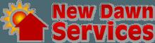 New Dawn Services logo