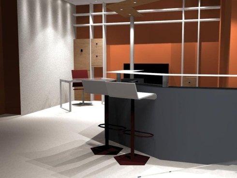 Progettazione illuminazione per uffici