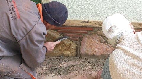 lavori pietra viva
