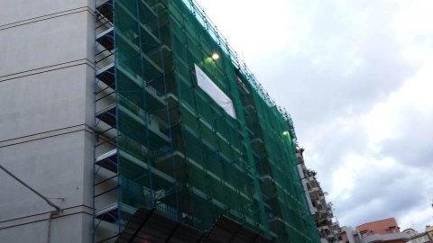 Rifacimento prospetti edifici condominiali