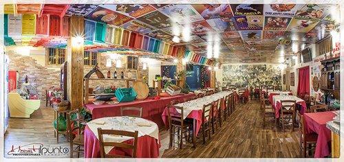 vista di ristorante