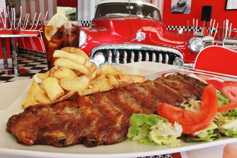 Cucina americana milano elegant foto di fuddruckers legnano milano italia with cucina americana - Cucina americana milano ...