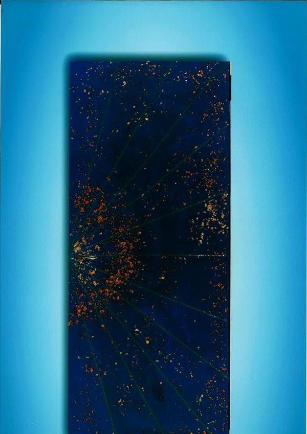 Galassia Blu