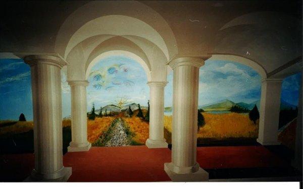 pittura artistica pareti bologna