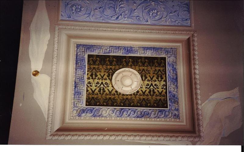 Realizzazione decorazioni artistiche per pareti bologna