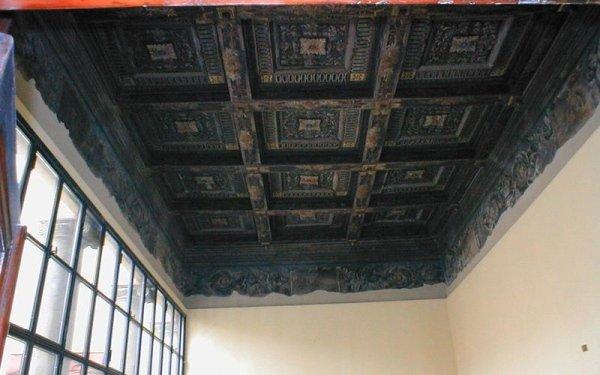 Decorazione soffitto bologna