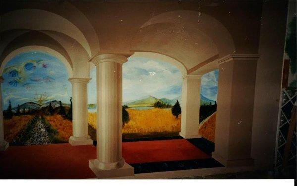 Pittura creativa per pareti bologna