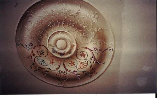 realizzazione affreschi per abitazioni bologna