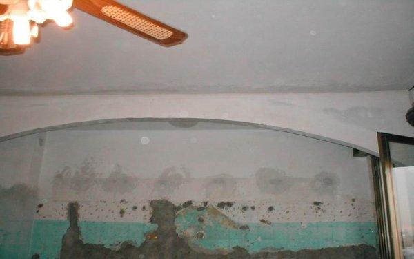 Realizzazione arco in cartongesso bologna