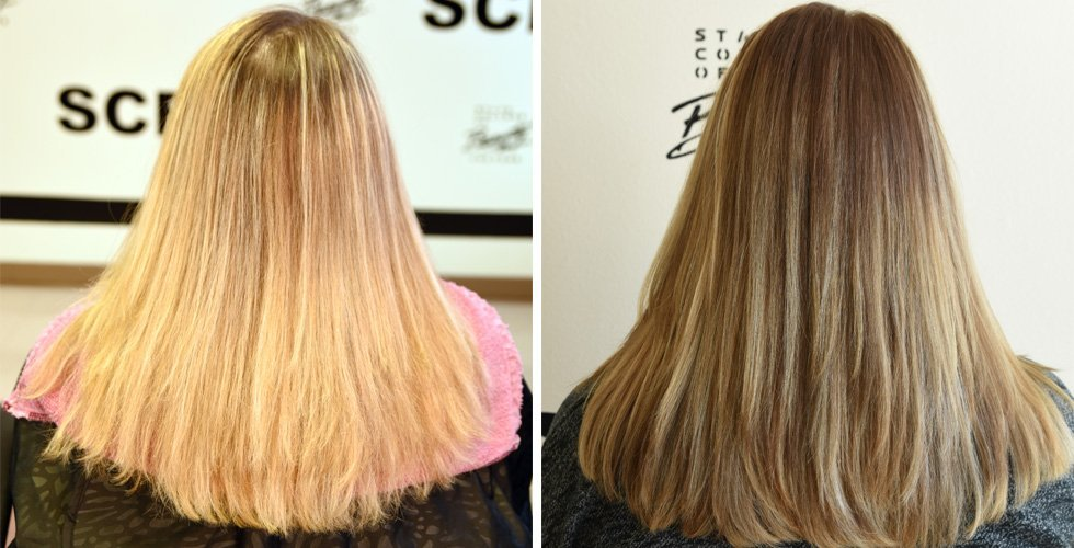 professional hair color - Wausau, WI