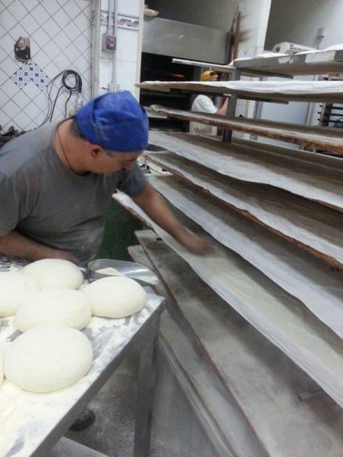 Pane in lievitazione naturale