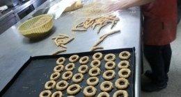 ingredienti freschi, lavorazione artigianale, impasto per pane