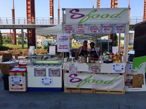 Eventi al ristorante vegano Sfood a Torino