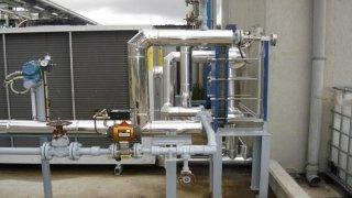 Manutenzione ed installazione di unità per il trattamento dell'aria